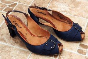 Gabor Sandalette Blau