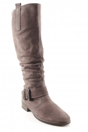 Gabor Jackboots grey brown casual look