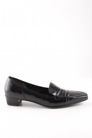 Gabor Scarpa slip-on nero stile professionale