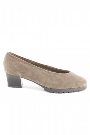 Gabor Slip-on Shoes nude business style
