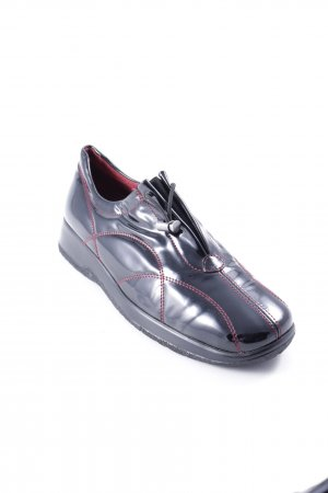 Gabor Slip-on Shoes blackberry-red casual look