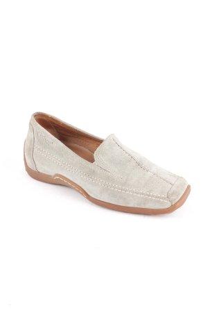 Gabor Zapatos sin cordones verde grisáceo-marrón
