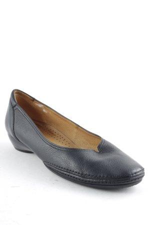 Gabor Slip-on noir style simple