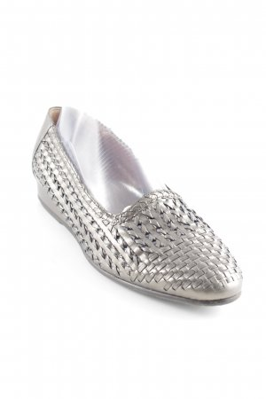 Gabor Slip-on Shoes silver-colored-gold-colored color gradient casual look