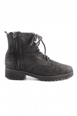 Gabor Lace-up Boots black casual look