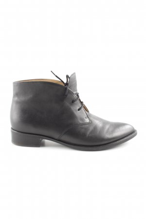 Gabor Lace-up Boots black business style