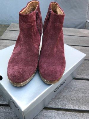 Gabor Schuhe in bordeaux