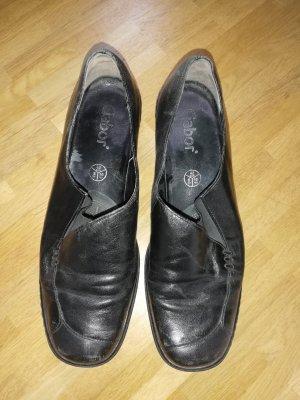 Gabor Chaussure de travail noir