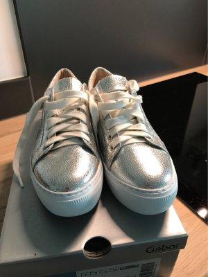 Gabor Silver Sneaker