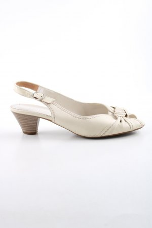 Gabor Slingback pumps room casual uitstraling
