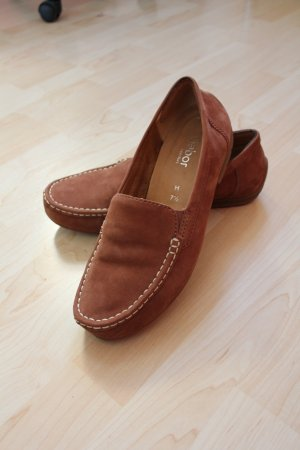Gabor Slipper Hippie-Look (total bequem!)