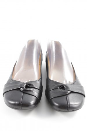 Gabor Slippers black business style