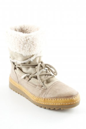Gabor Snowboots beige-creme Casual-Look