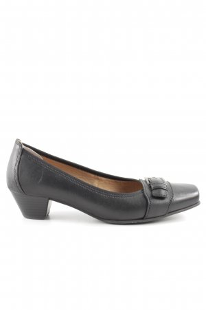 Gabor Backless Pumps black business style