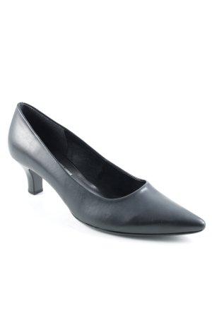 Gabor Spitz-Pumps schwarz Elegant
