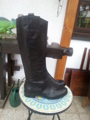 Gabor Riding Boots black leather