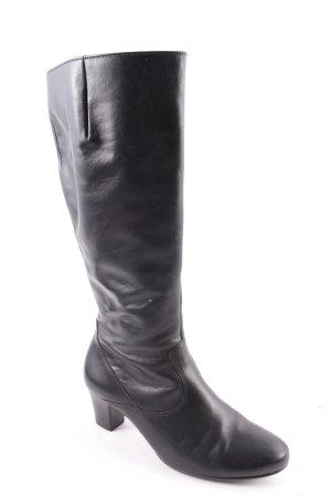 Gabor Stiefel schwarz klassischer Stil