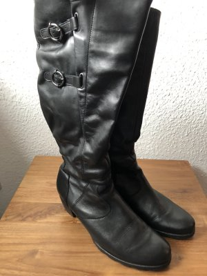 Gabor Brede Schacht Laarzen zwart