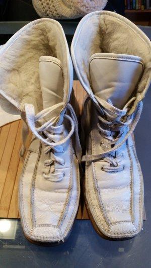 Gabor Winter Booties white