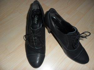 Gabor Stiefelette , schwarz