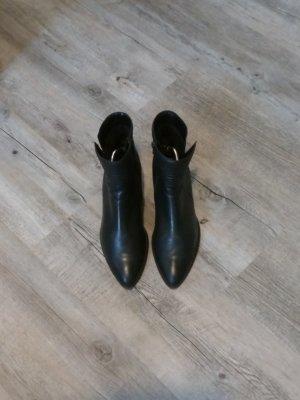 Gabor Stiefelette schwarz Gr. 39