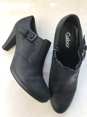 Gabor Stiefelette schwarz Gr.40
