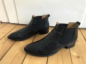 Gabor Bottines à enfiler noir cuir