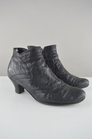 Gabor Stiefeletten schwarz Größe 5