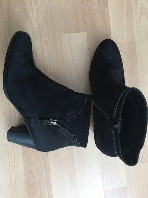 Gabor Stiefelletten in schwarz