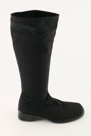 Gabor Stretch laarzen zwart casual uitstraling