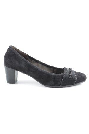 Gabor Loafer nero elegante