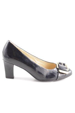 Gabor Zapatos Informales negro estilo «business»