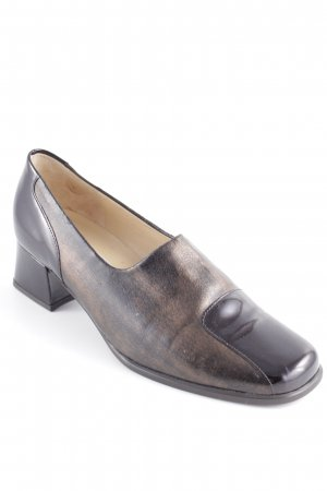 Gabor Loafers dark brown elegant