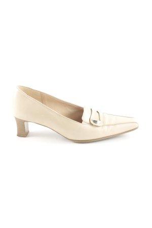 Gabor Zapatos Informales crema look vintage