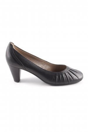 Gabor Loafers black casual look
