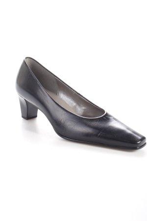 Gabor Loafers zwart simpele stijl