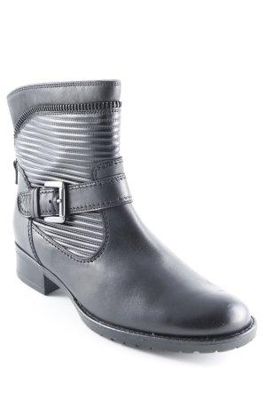 Gabor Western-Stiefeletten schwarz Casual-Look