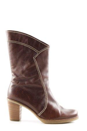Gabor Botas estilo vaquero marrón look casual