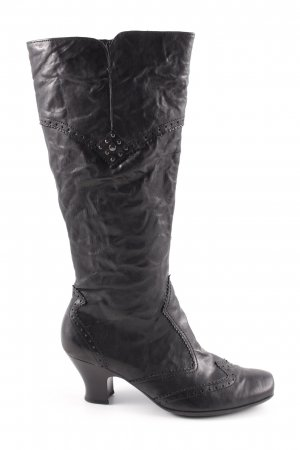 Gabor Western Boots black casual look
