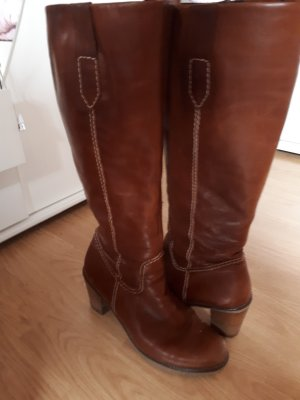 Gabor Wide Fit Stiefel in 39