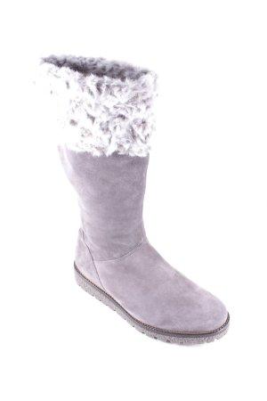 Gabor Winterstiefel grau-hellgrau schlichter Stil