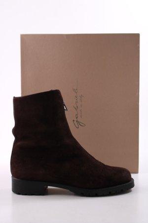 Gabriele Winter Booties brown casual look