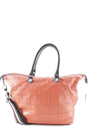 Gabs Borsetta arancione scuro-marrone scuro stile casual