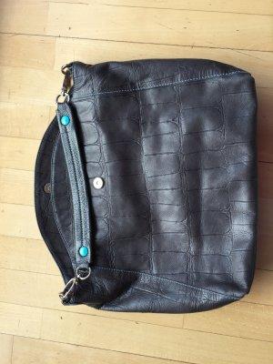 Gabs Handtasche in grau, gebraucht aber in TOP Zustand