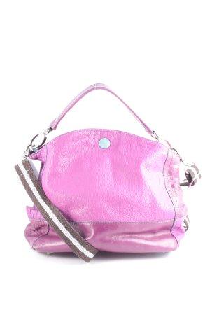 Gabs Handtasche violett-magenta Street-Fashion-Look