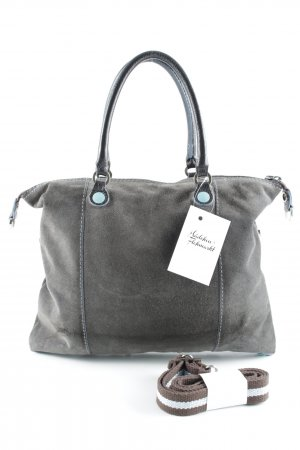 Gabs Carry Bag black brown-turquoise casual look