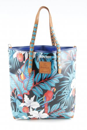 Gabs Shopper themed print extravagant style
