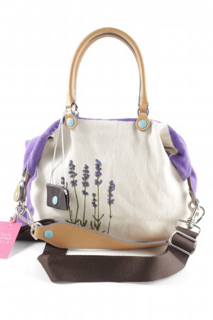 Gabs Canvas Bag flower pattern business style