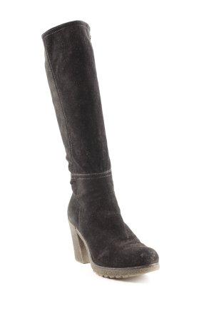 Gadea Absatz Stiefel schwarz Elegant