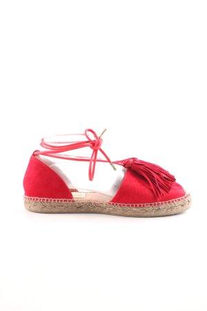 Gaimo Espadrilles Espadrille Sandals red casual look